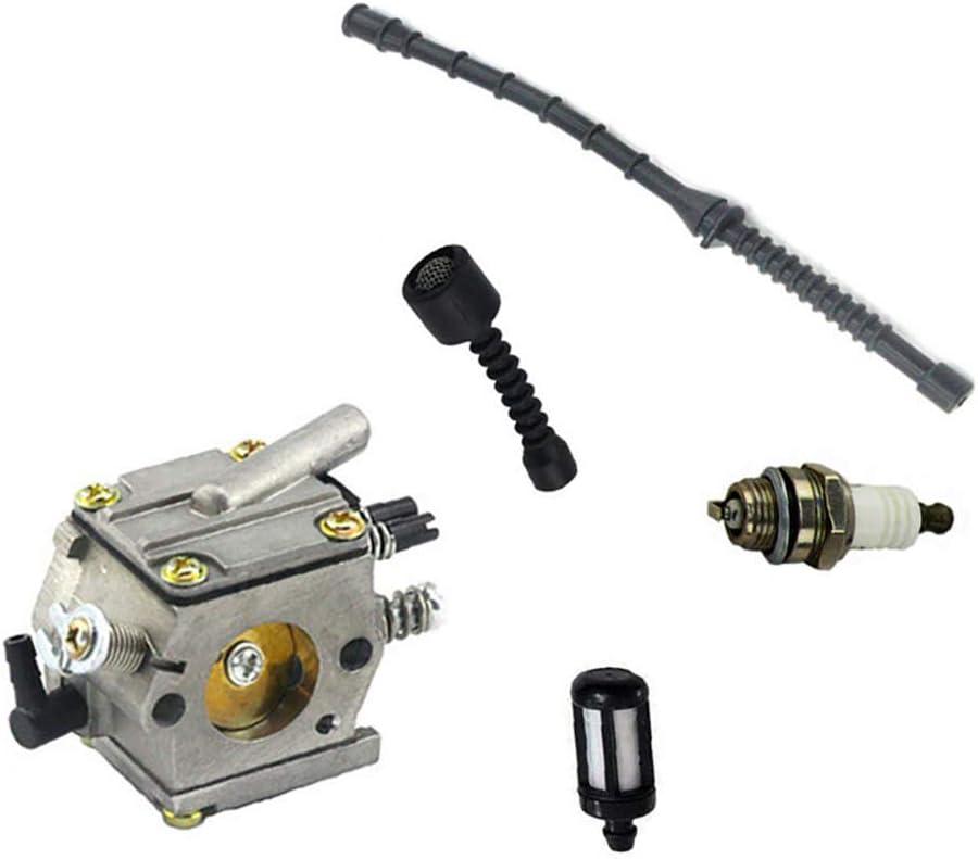 MOCRIS 1 Set Nouveau Style Haute Qualit/é Pratique Durable Carburateur Kit Pour Stihl 038 MS380 MS381 SUPER MAGNUM Chainsaw7