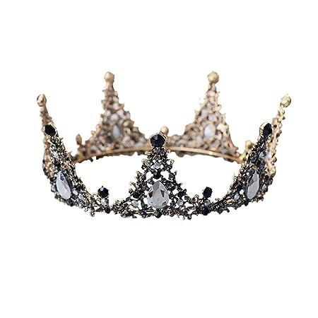 CPHGG Coronas de Princesas Corona barroca Novia Princesa ...