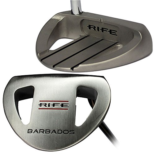 - RIFE Barbados Series Putter 2016 Right Barbados Sterling 34