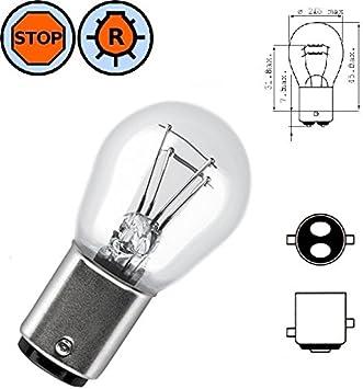 Ampoule pour ampoule G40 BA21D 6V36//45 W