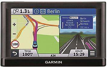 Garmin Nuvi 66LM - Navegador GPS de 6.1