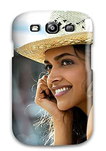 New CwQqhfS9860quyyE Deepika Padukone In Cocktail Movie Skin Case Cover Shatterproof Case For Galaxy S3