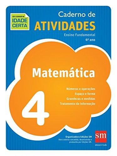 Caderno de Atividades. Alfabetização Matemática. 4º Ano