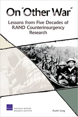 On Other War: Lessons from Five Decades of RAND Counterinsurgency Research