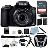 Cheap Canon Powershot SX60 HS Bundle + Basic Accessory Kit – Including EVERYTHING You Need To Get Started