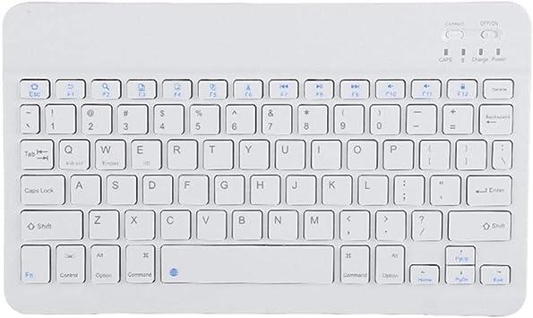 Teclado Bluetooth ASHATA, versión 3.0 de Bluetooth, teclado ...
