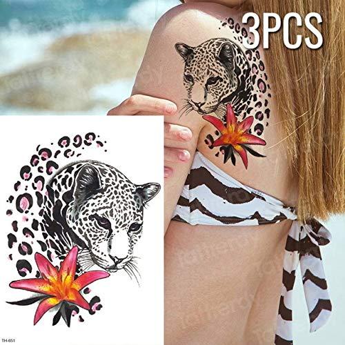 Handaxian 3pcs boceto diseño de Tatuaje Tatuaje ángel Tatuaje ...