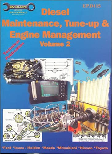 Diesel maintenance tune up and engine management volume 2 max diesel maintenance tune up and engine management volume 2 max ellery 9781876720117 amazon books fandeluxe Gallery
