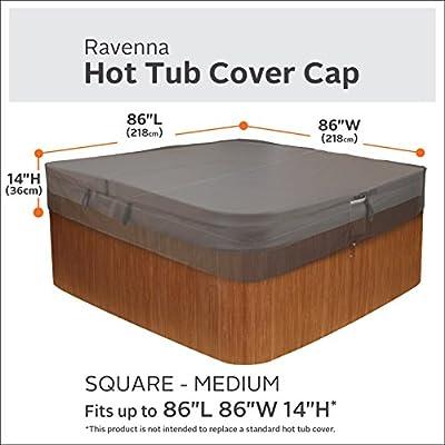 Classic Accessories 55-885-035101-EC Hot Tub Cover, Medium