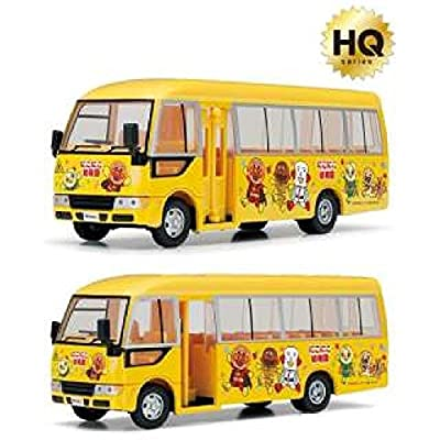 AGATSUMA Bus which we cannot hit diamond pet DK-4116 Anpan-Man Japan used like new