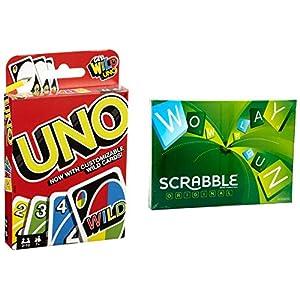 Mattel Uno Playing Card Game...