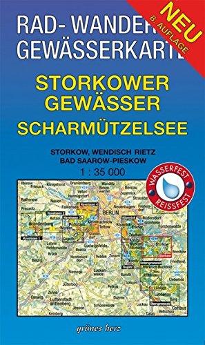 rad-wander-und-gewsserkarte-storkower-gewsser-scharmtzelsee-mit-storkow-wendisch-rietz-bad-saarow-pieskow-massstab-1-35-000-wasser-und-und-gewsserkarten-berlin-brandenburg