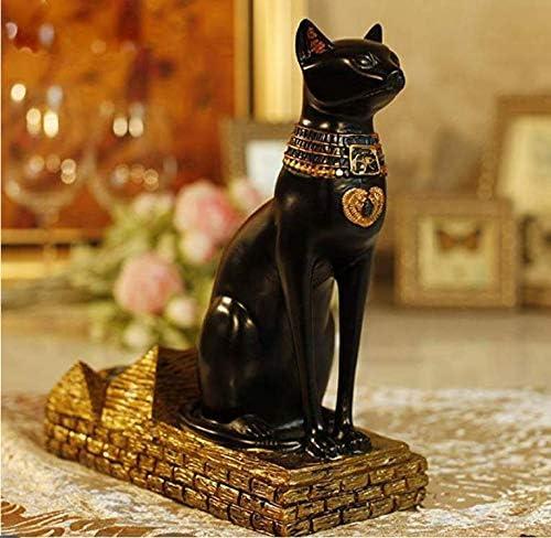 Meow Star - Soporte para Botellas de Vino, diseño de Gato Egipcio Antiguo: Amazon.es: Juguetes y juegos