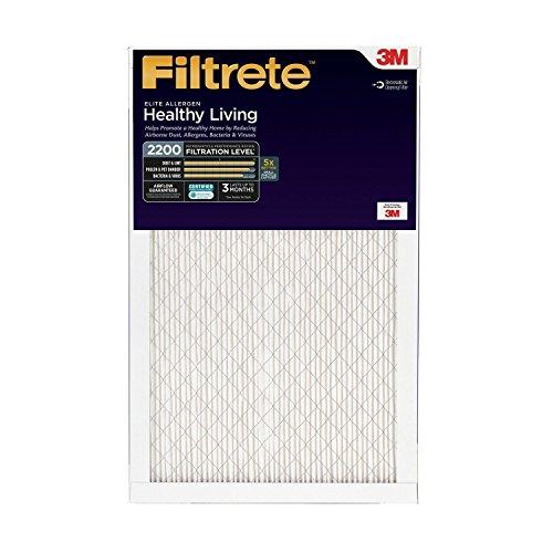 Filtrete Elite Allergen Healthy Living #2200 16x25x1