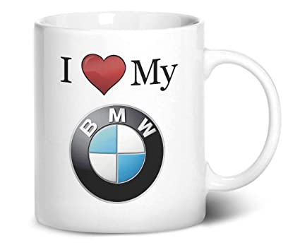 Amazon Com Christmas Stocking Filler Ideal Gift I Love My Bmw
