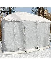 F. Corriveau International Winter Shelter Only, Made for Gazebo 10 x10 White