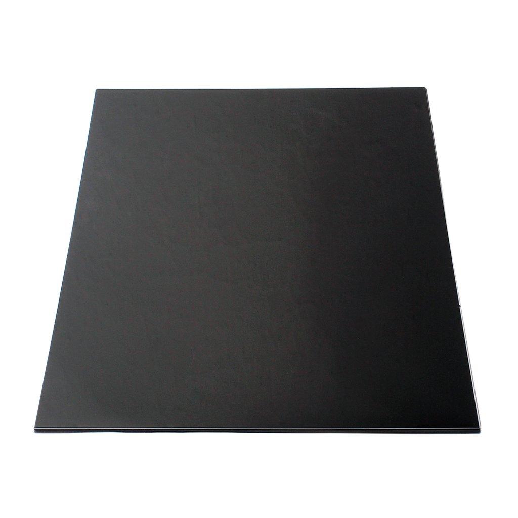 440x290x2.2mm Nero Battipenna Per Chitarra Elettrica Acustica In PVC Materiale Bianco 3 Strati Fornitura Di Liutaio