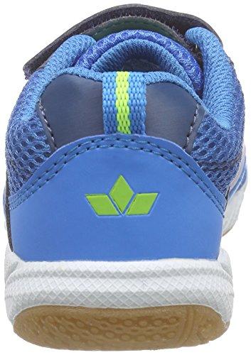 Lico Sport VS - Zapatillas deportivas para interior de material sintético niños azul - azul