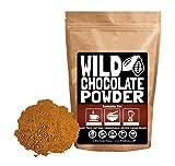 coffee bean chocolate powder - Organic Raw Cocoa Powder, Wild Dark Chocolate Powder, Handcrafted, Single-Origin, Fair Trade, Organically Grown Non-Alkalized Cacao from South American Cocoa beans (12 ounce)