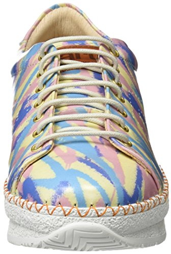 Art Dames 1350f Fantasie Pedrera Sneakers Veelkleurige (arlekin 2)