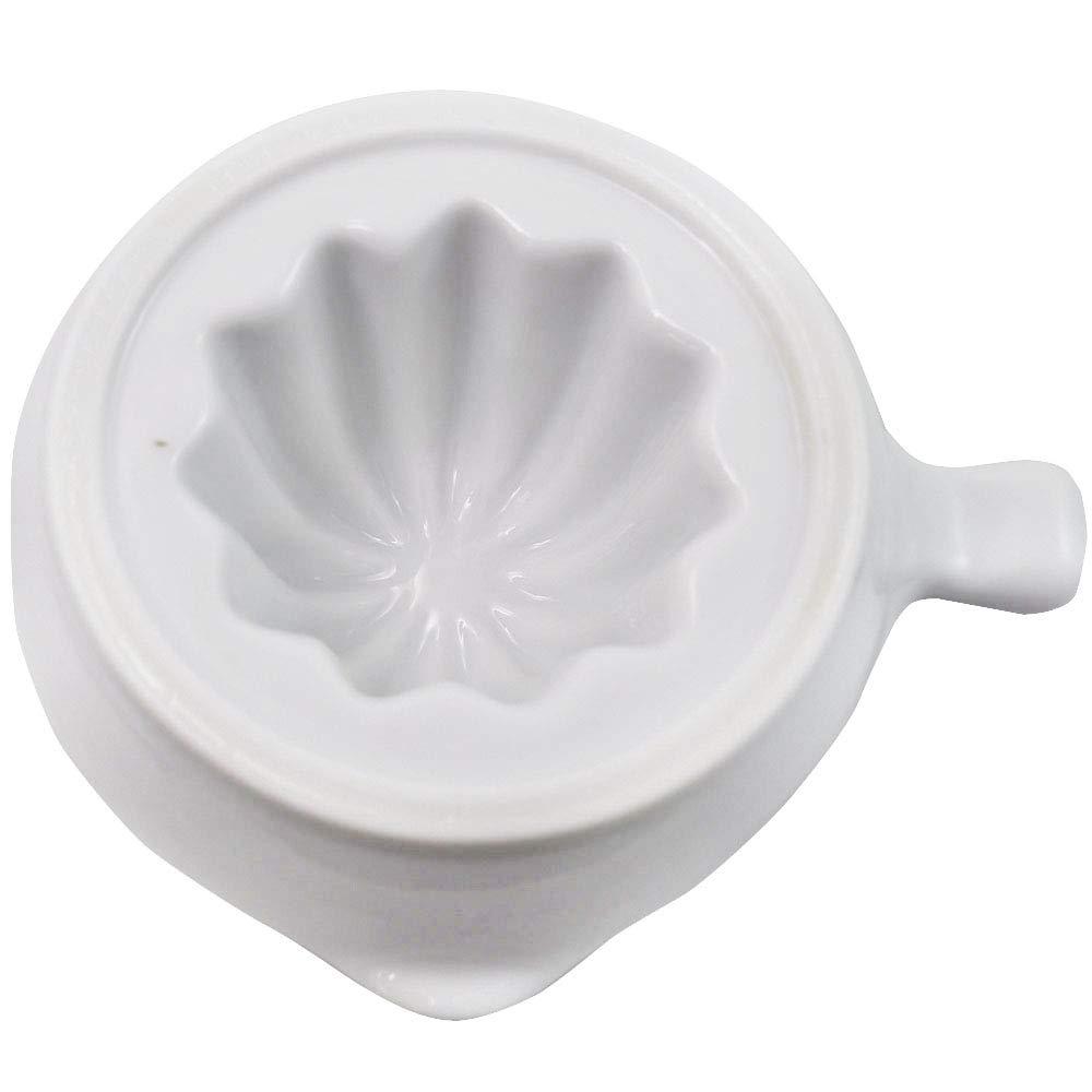 KAI Select DH-3017 Grapefruitpresse Saftpresse Entsafter manuell Porzellan