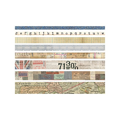 Tim Holtz design viaggio tape Advantus TIMTH.93358