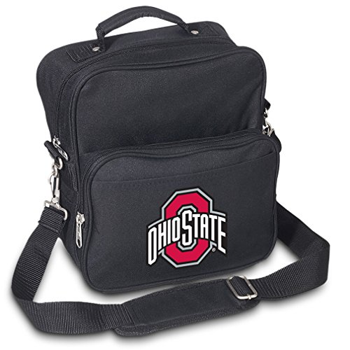 Ohio State University Travel Bag or Small Crossbody Day Pack Shoulder Bag by Broad Bay