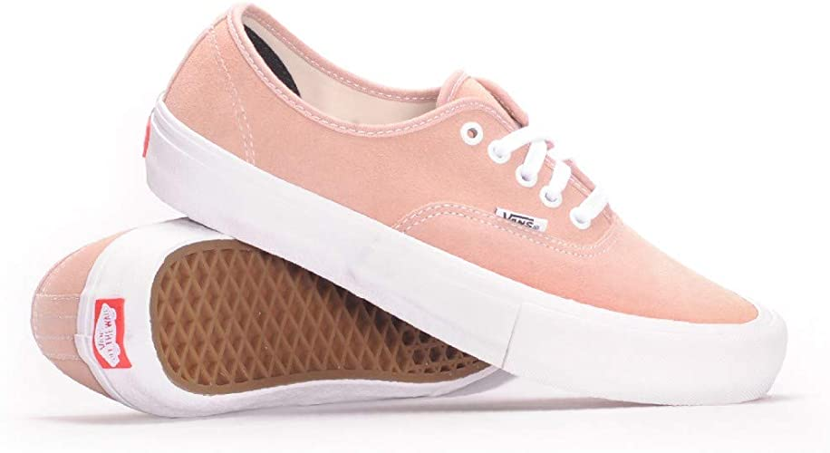 Amazon.com: Vans Authentic PRO Mahogany/Rose Shoes (4 US Men ...