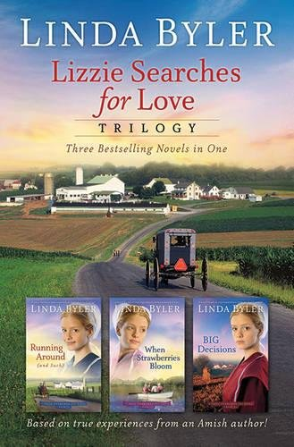 Lizzie Searches for Love Trilogy: Three Bestselling Novels In One by Good Books