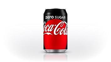 Amazon com : Coca-Cola Coke Zero Soda, 12 Ounce (24 Cans