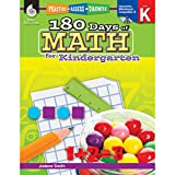 Practice, Assess, Diagnose: 180 Days of Math, Kindergarten