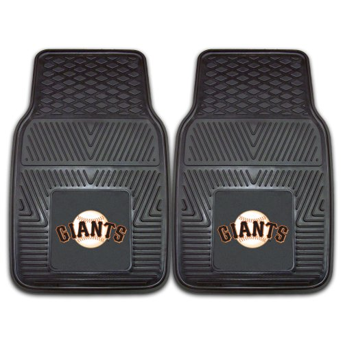 FANMATS MLB San Francisco Giants Vinyl Heavy Duty Car Mat