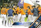 Houston Astros 2016 Topps MLB Baseball Regular Issue Complete Mint 27 Card Team Set with Jose Altuve, George Springer, Carlos Correa Plus