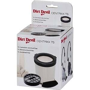 Dirt Devil - Juego de filtros para M 2610/2613 (5 piezas)