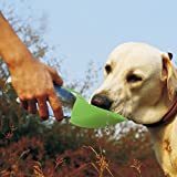 RUSSELL Portable Pet Water Bottle, Reversible