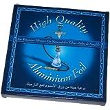 100Rund vorgeschnittenen Aluminium Shisha Folie (2Packungen)