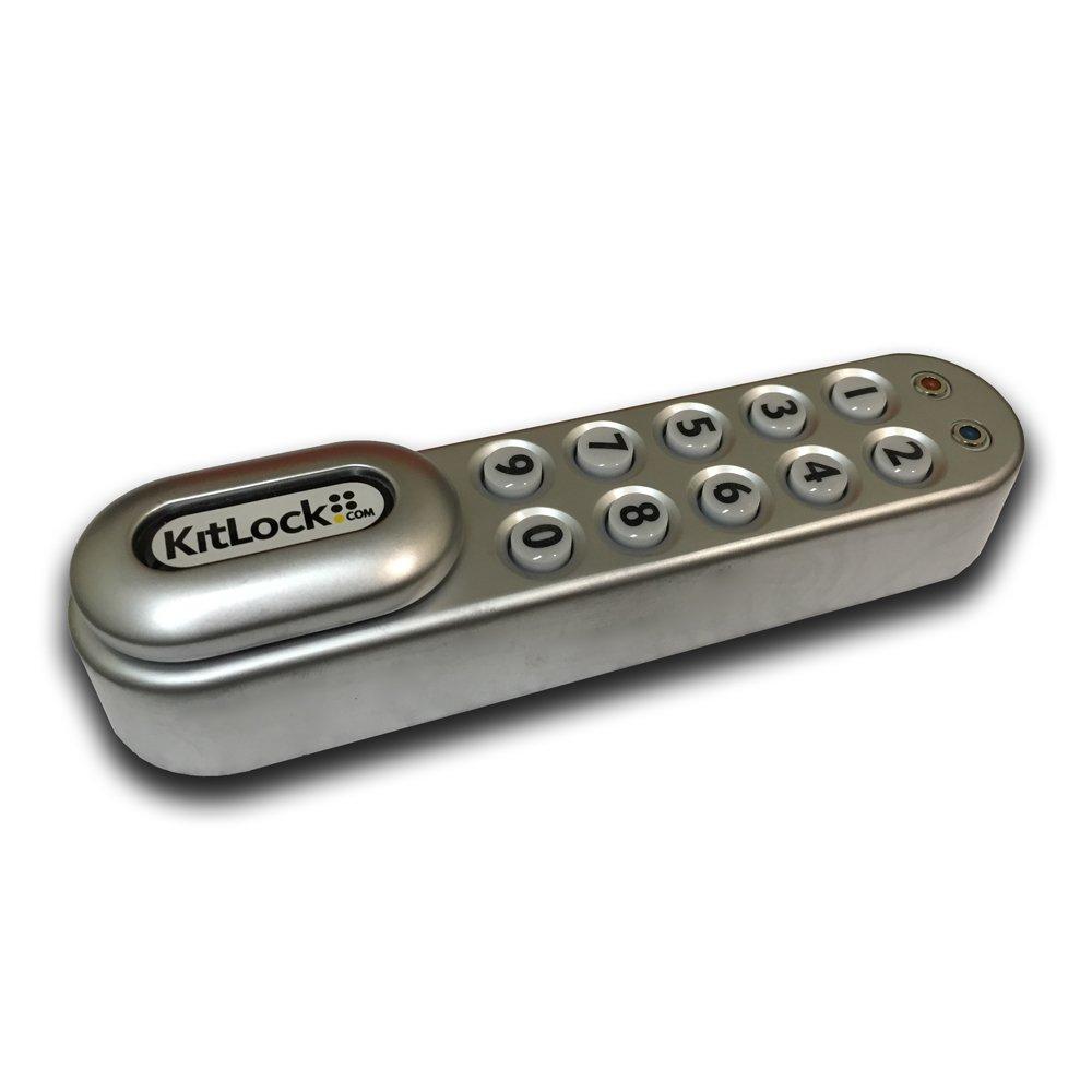 Kit Lock Electronic Cabinet Lock Coded Locker Solutions by Kit Lock (Image #3)