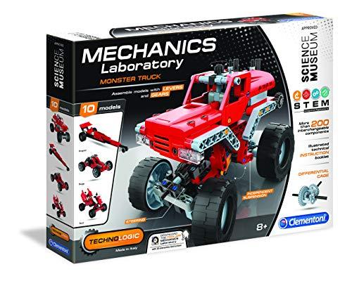 Mechanics Lab Monster Trucks Kit from Creative Toy