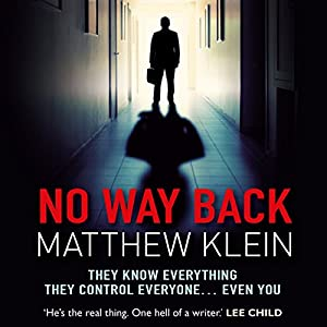 No Way Back Audiobook