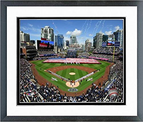 (Petco Park San Diego Padres 2019 Opening Day Photo (Size: 12.5