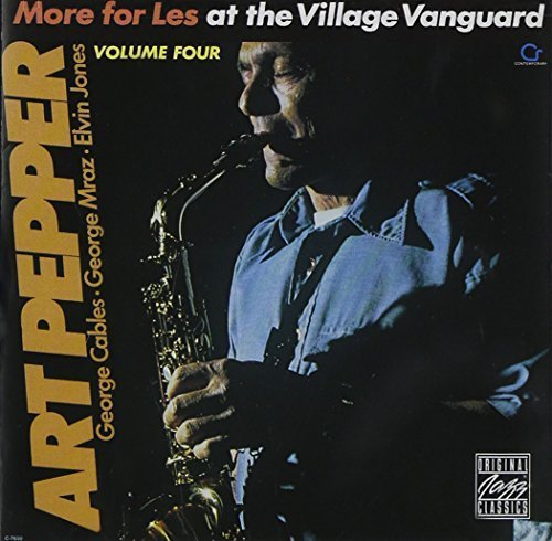 At the Village Vangaurd 4: More for Les by Art Pepper (1992-05-03) ()