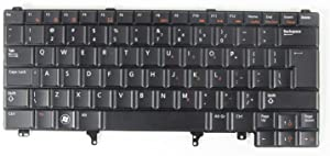 New Keyboard for DELL Latitude E5420 E5430 E6220 E6230 E6330 E6420 E6430 E6440 PD7Y0 XT3 024P9J 24P9J 0CN5HF CN5HF C7FHD 0C7FHD PK130FN1A00 with Backlit Pointer