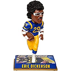 "Eric Dickerson Los Angeles Rams 8"" Limited Edition Bobble Head Doll"