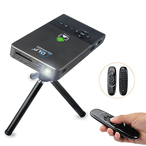 Pico Projector,OTHA Mini Portable Video Projector Smart H...
