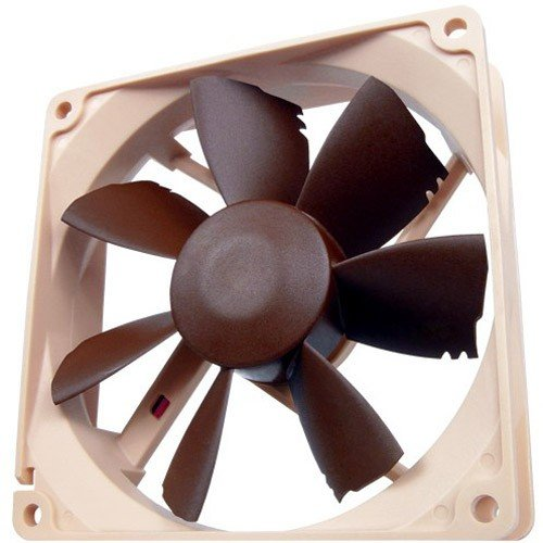 Noctua NF-B9 Bevelled Blade Tips SSO Bearing Fan with VCN -