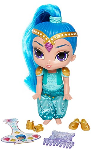 [Fisher-Price Shimmer and Shine, Shine] (Genie Outfit)