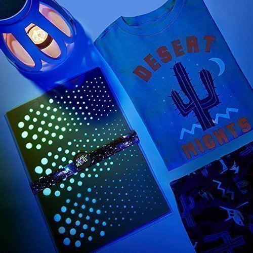 Constellation Sign and Realistic Glow in the Dark Star Kit