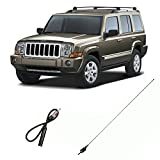 Fits Jeep Commander 2006-2010 Factory OEM Replacement Radio Stereo Custom Antenna