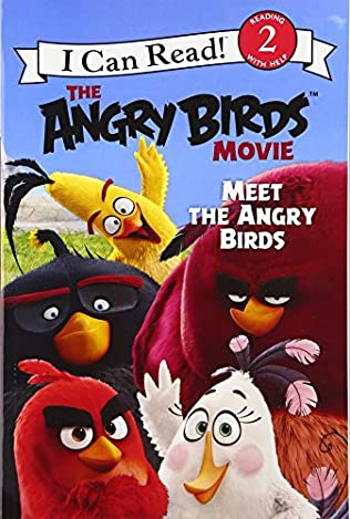 book cover of Meet the Angry Birds