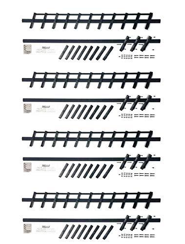 Flex-Fence - Decorative Versa Fence - Pack of 4 ()